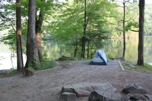 nantahala camping